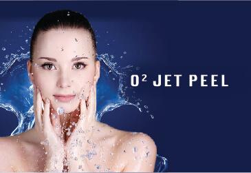O2 Jet Peel Thẩm Mỹ SIAN