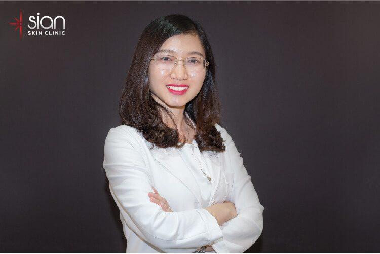 Thẩm mỹ SIAN Bs. Nguyễn Quỳnh My