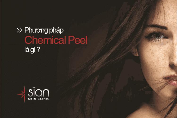 Phương pháp Chemical Peel tại phòng khám SIAN
