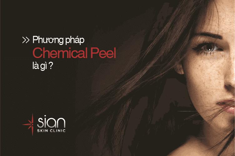 Làm đẹp da Chemical Peel