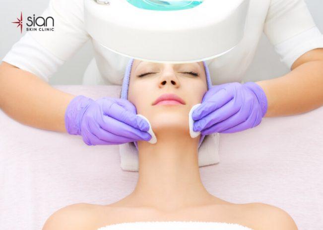 Các liệu trình để mắt da hiệu quả tại thẩm mỹ SIAN
